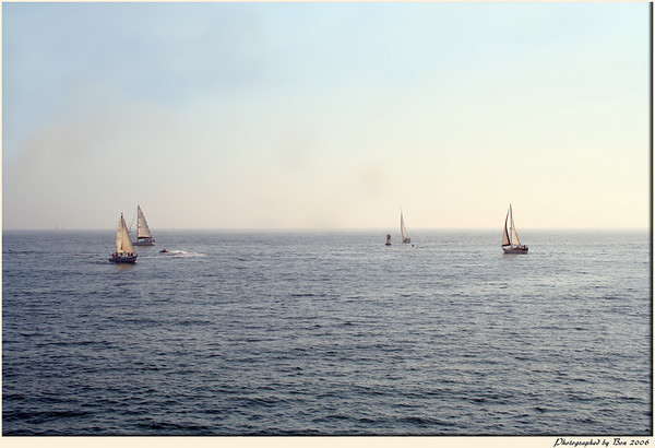yachting at Redondo beach