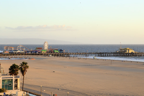 Pacific Park, Santa Monica California