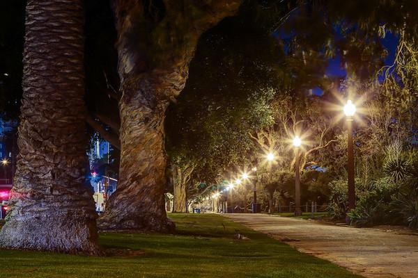 Palisades Park, Santa Monica California