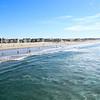sunny day at Venice beach, California