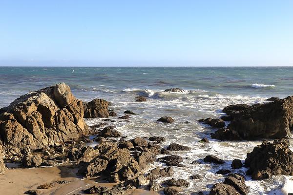 Leo Carrillo State Beach, Malibu California