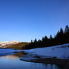 Hume Lake is an artificial lake in the Sequoia National Forest of Fresno County, California.