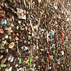 Bubble gum alley, San luis obispo, California.