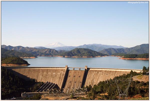 Dam Shasta