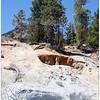 Sulfur spring in Lassen Volcanic Park