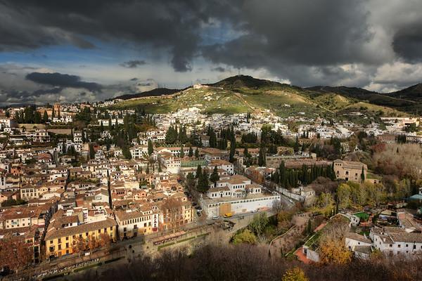 A Granada Skyline