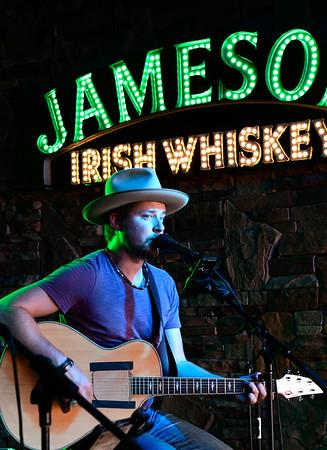 Jameson Whiskey - Country Singer in Nashville