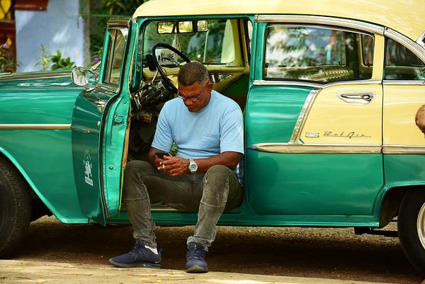 Driver in Belair