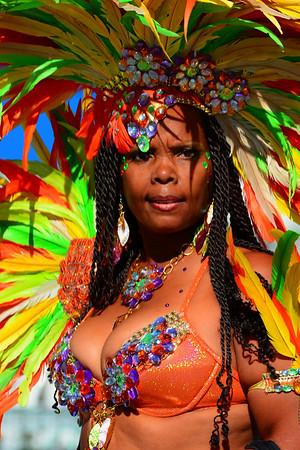 Colorful Headdress