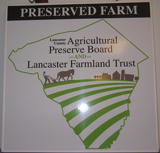 Preserved Farm Signs