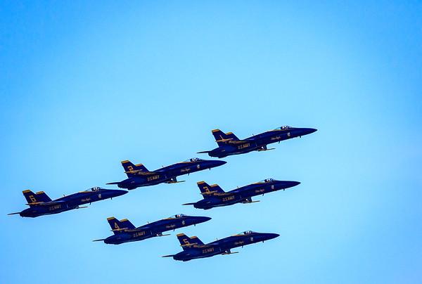 San Francisco Fleet Week 2017 - Blue Angels