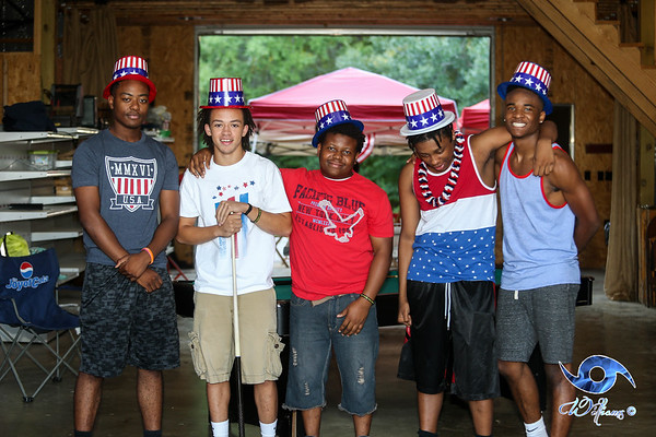Corinth's Class of 2K18 at the Barn