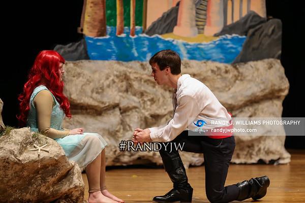 Corinth High School - The Little Mermaid