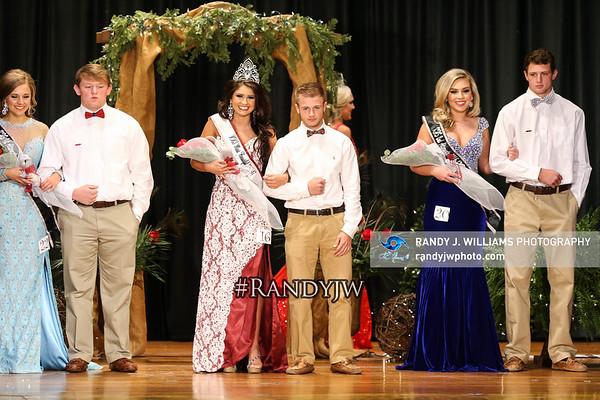 Kossuth High's Pageant 2016