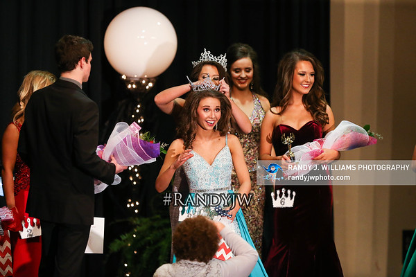 Belmont's Most Beautiful Pageant 2018