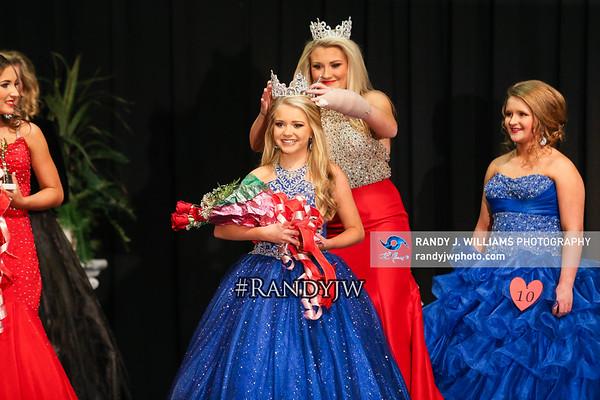 Belmont's Sweetheart K-8 Pageant