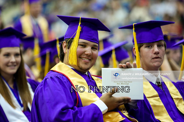 Alcorn Central High - Class of 2016