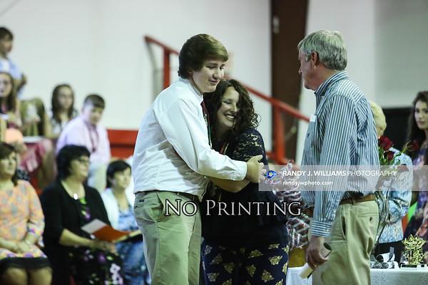 Marietta's Awards and Graduation