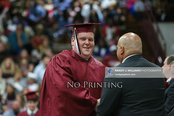 New Albany's Graduation
