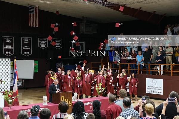 Biggersville's Graduation