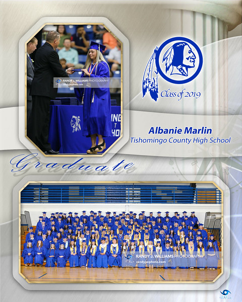 Albanie Marlin Memory Mate