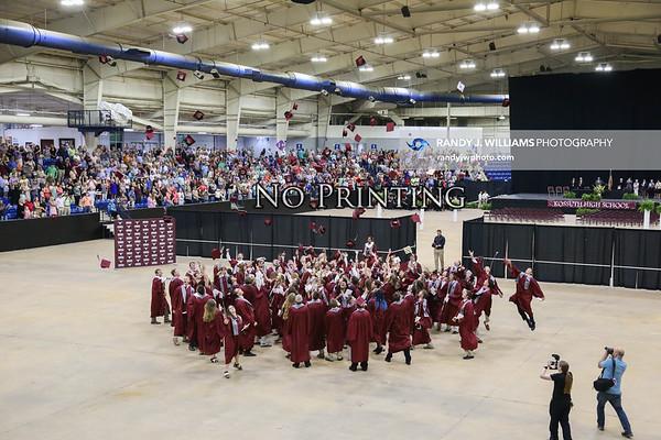 Kossuth's Graduation