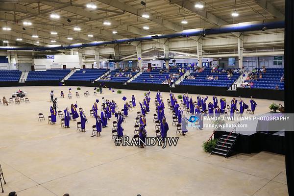 Alcorn Central's Graduation 2020