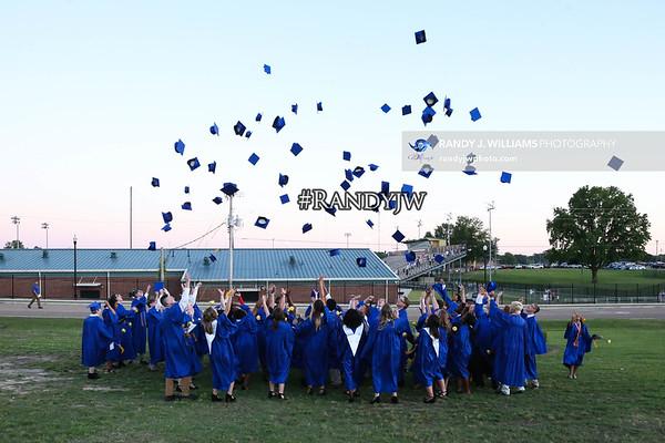 Booneville High's Graduation 2020