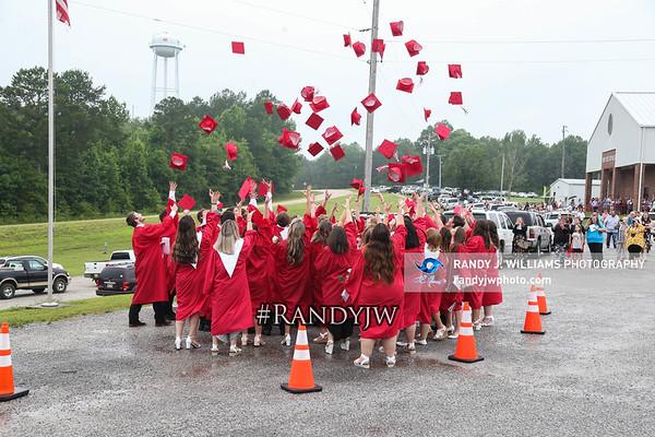New Site High's Graduation 2020