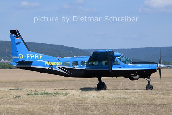 2021-06-27 D-FPRF Cessna 208