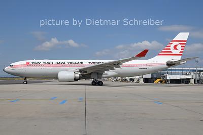 2021-07-03 TC-LNC AIrbus A330-200 THY