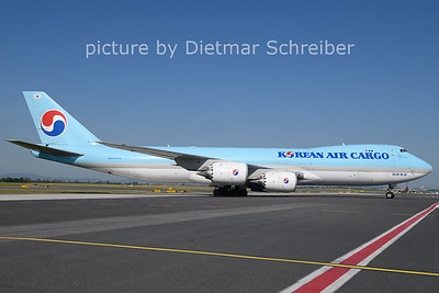2021-06-18 HL7610 Boeing 747-8 Korean Air