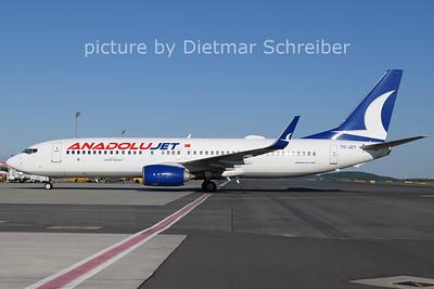 2021-06-13 TC-JZT Boeing 737-800 Anadolujet