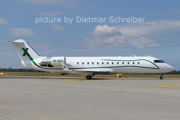 2021-07-03 9H-BOO Regionaljet 850 AIr X