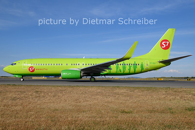 2021-06-27 VP-BUL Boeing 737-800 S7