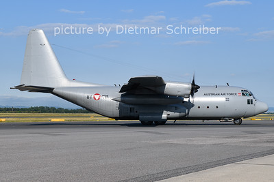 2021-06-22 8T-CB Lockheed C130 Hercules Austrian AIr Force