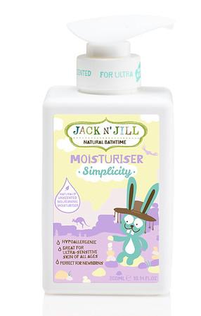 Jack N' Jill  Moisturiser