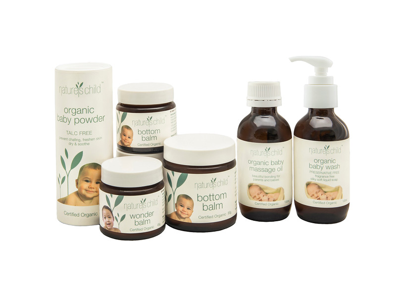 Nature's Child Skincare Range