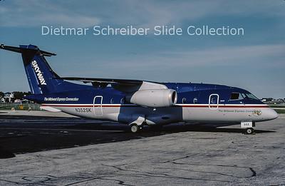 2001-09 N352SK Dornier Do328-300 (c/n 3111) Skyway