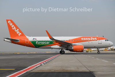 2018-10-18 OE-IVV Airbus A320 Easyjet Europe