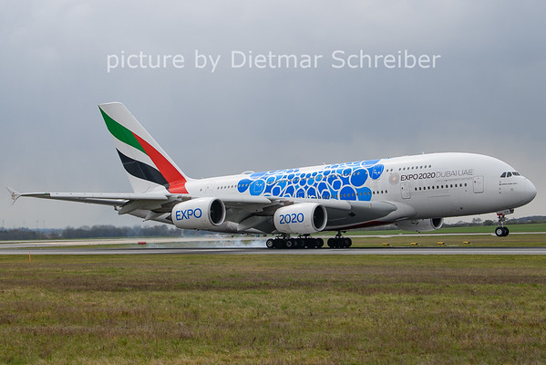 2021-04-14 A6-EVN Airbus A380 Emirates