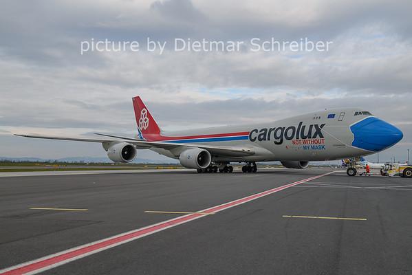 2021-04-16 LX-VCF Boeing 747-8 Cargolux