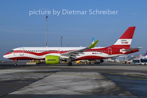 2018-11-29 YL-CSL CS300 Air Baltic
