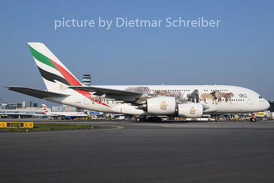 2018-10-19 A6-EOM Airbus A380 Emirates
