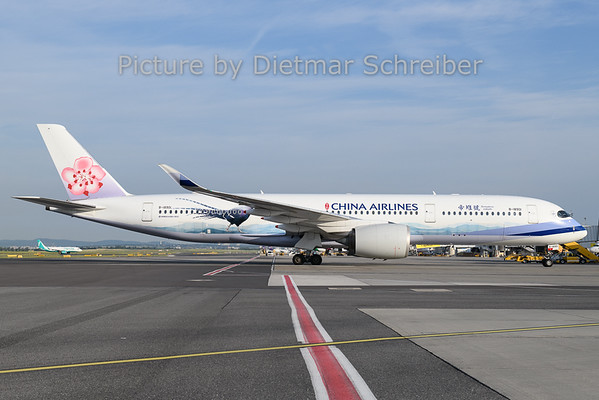 2019-06-18 B-18901 AIrbus A350-900 CHina Airlines