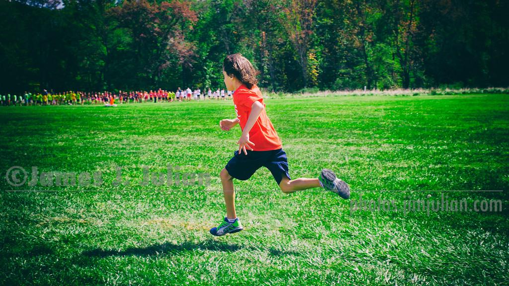 Sprinting Toward the Finish FE
