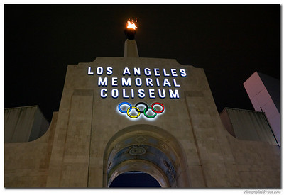 Los Angeles Memorial Closieum