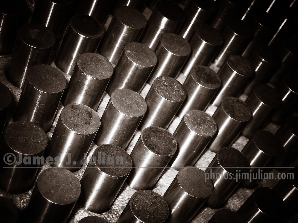Stubby Steel Heavy
