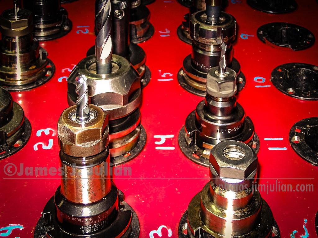 Drill Bits in Chucks 1 FE