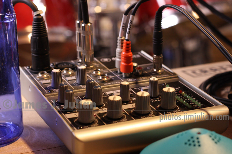 Small Audio Mixer 1